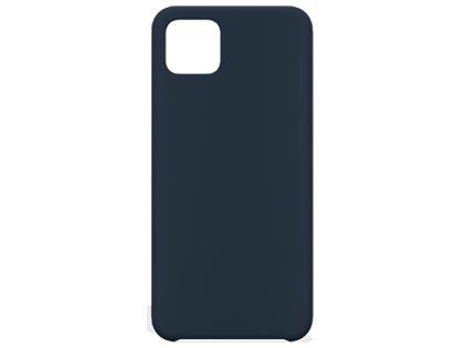 Silicone Case for Google Pixel 4 - Blue Soft Cover