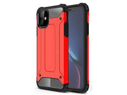 Impact Case for Apple iPhone 11 - Red Impact Case