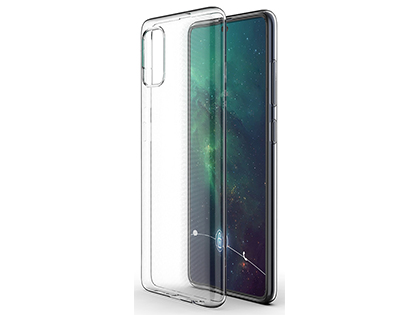 Ultra Thin Gel Case for Samsung Galaxy A51 - Clear Soft Cover