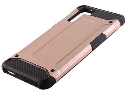 Impact Case for OPPO A91 - Rose Gold Impact Case