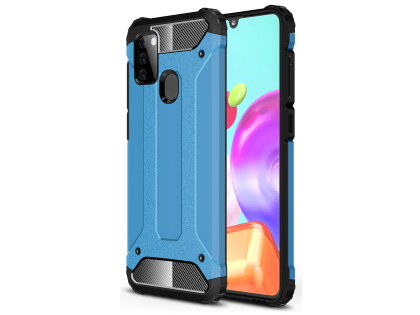 Impact Case for Samsung Galaxy A21s - Blue Impact Case