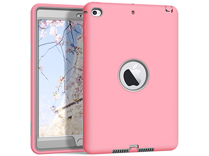 Impact Case for iPad Mini 5 (2019) - Pink/Grey Impact Case