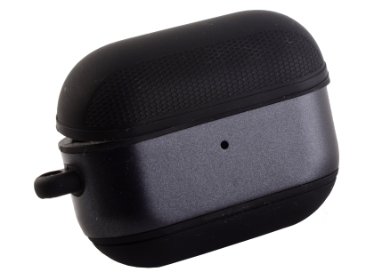 Soft Silicone Case for Apple AirPod Pros - Black Sleeve