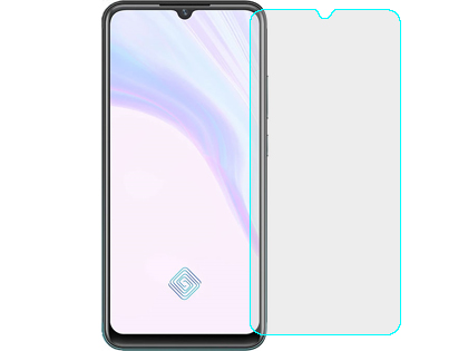Flat Tempered Glass Screen Protector for vivo X50 Lite - Screen Protector