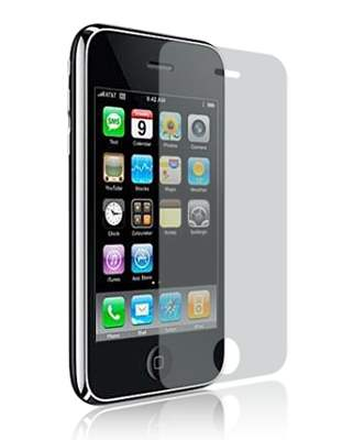 iPhone 3G/3GS Anti-Glare Screen Protector