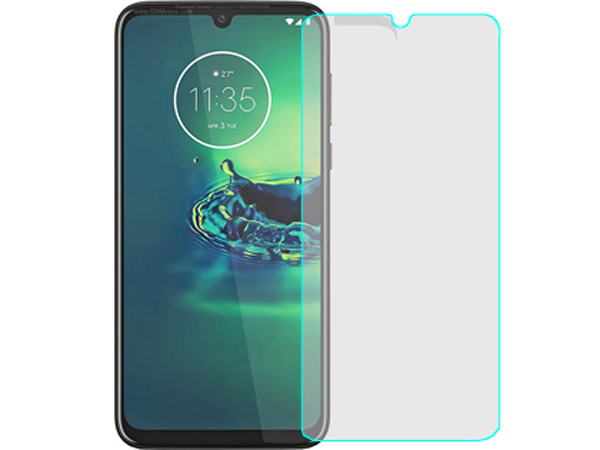 Tempered Glass Screen Protector for Moto G8 Power Lite - Screen Protector