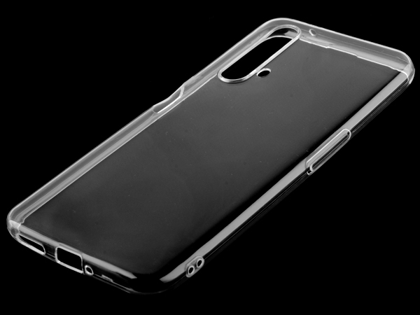 Ultra Thin Gel Case for OPPO Realme X3 SuperZoom - Clear Soft Cover