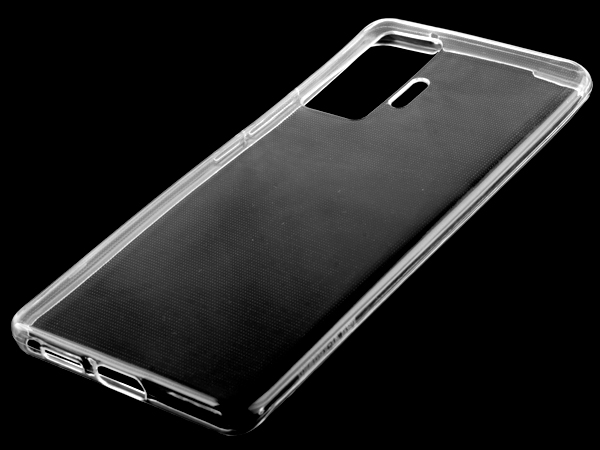 Ultra Thin Gel Case for Vivo X50 Pro - Clear Soft Cover