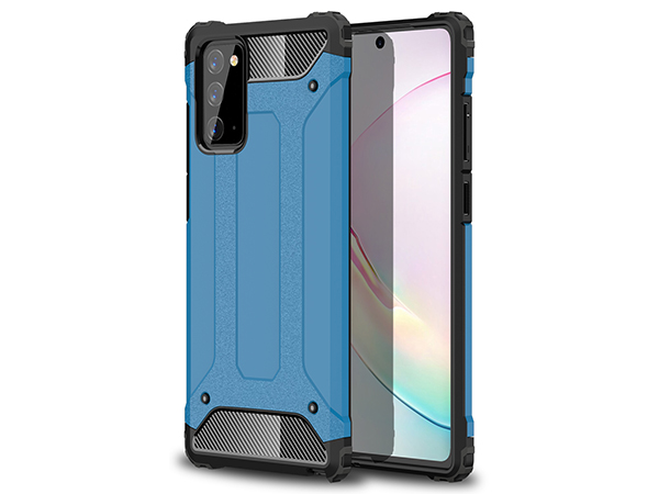 Impact Case for Samsung Galaxy Note20 - Blue Impact Case