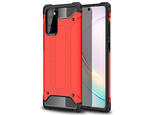 Impact Case for Samsung Galaxy Note20 - Red Impact Case
