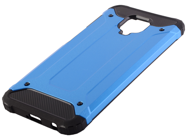 Impact Case for Xiaomi Redmi Note 9 Pro - Blue Impact Case