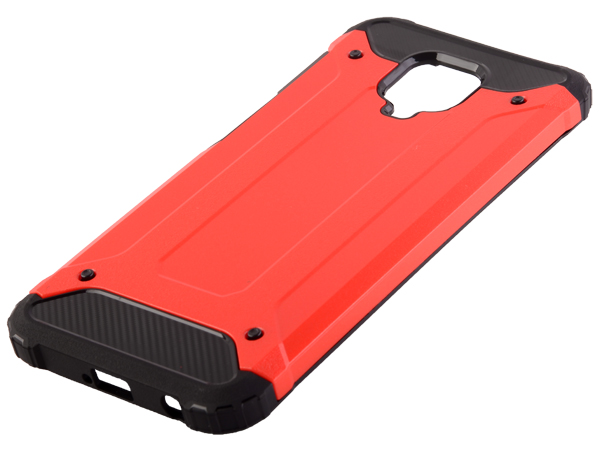 Impact Case for Xiaomi Redmi Note 9 Pro - Red Impact Case