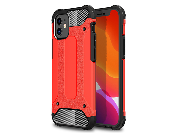 Impact Case for Apple iPhone 12 Mini - Red