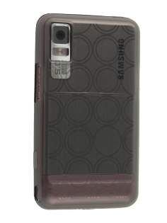 TPU Gel Case for F480 - Grey Soft Cover