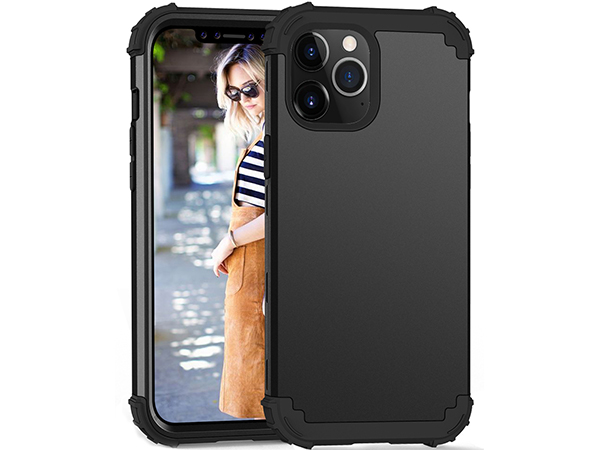 Defender Case for iPhone 12 Mini - Black