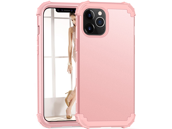 Defender Case for iPhone 12 Mini - Pink