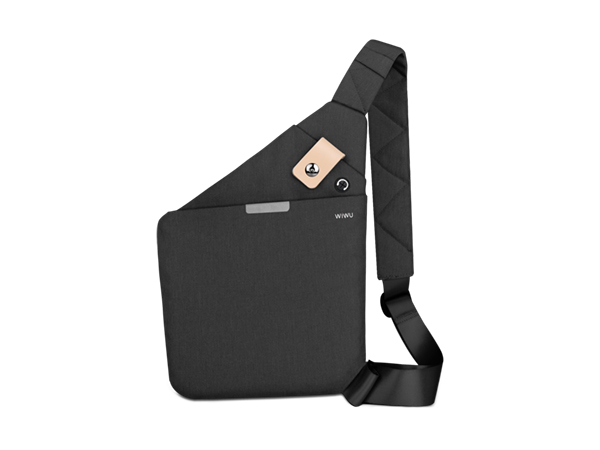 WiWU Shoulder Holster Bag - Black Device Bag