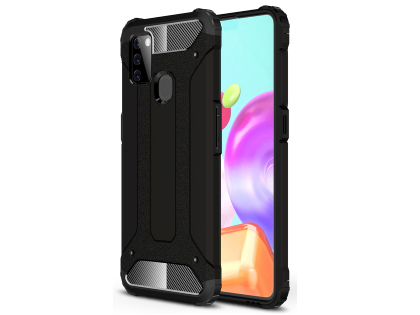 Impact Case for OPPO A53s - Black Impact Case