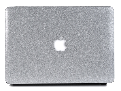 Toughshell Glitter Hardcase for MacBook Air 13 (2020) - Silver