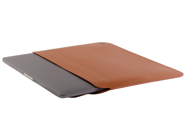 WiWU SkinPro Portable Stand Sleeve - Brown Sleeve