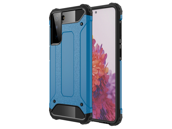 Impact Case for Samsung Galaxy S21 5G - Blue Impact Case