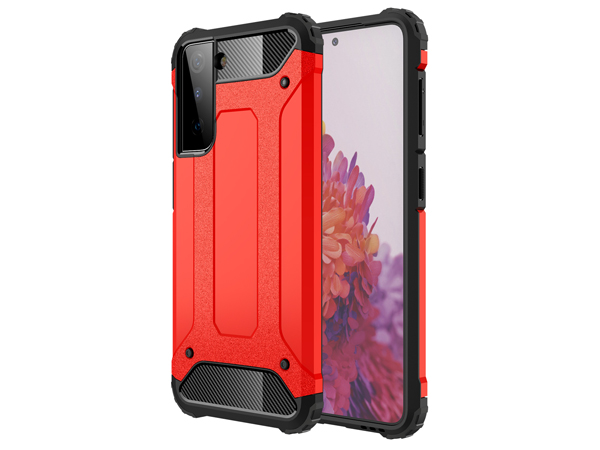 Impact Case for Samsung Galaxy S21 5G - Red Impact Case
