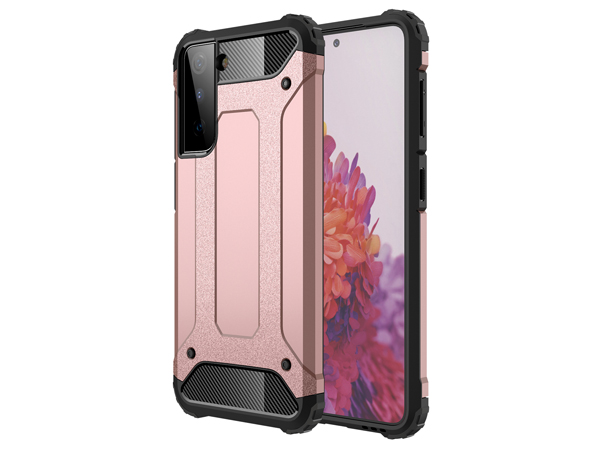 Impact Case for Samsung Galaxy S21 5G - Rose Gold Impact Case
