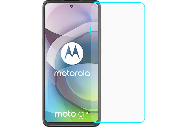 Tempered Glass Screen Protector for Moto G 5G - Screen Protector