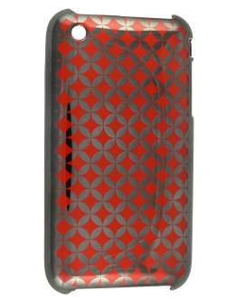 Colourful patterned Case for iPhone 3G/3Gs