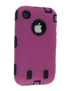 iPhone 3G/S Defender Case - Pink