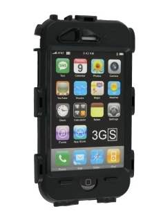 iPhone 3G/S Defender Case - Black