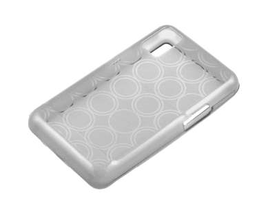 TPU Gel Case for F480 - Clear