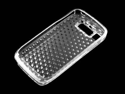TPU Gel Case for Nokia E72 - Diamond Clear