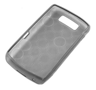 BlackBerry 9550/9520 Strorm 2 TPU Gel Case - Clear