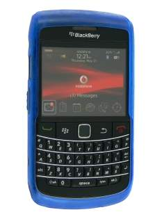 BlackBerry Bold 9700/9780 Diamond Gel Case - Blue