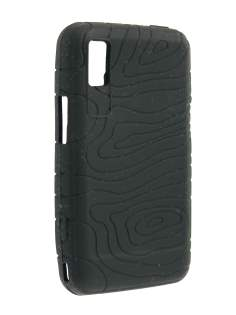 Silicone Case for Samsung F480 - Black Soft Cover