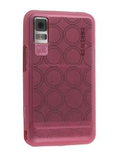 TPU Gel Case for F480 - Light Pink Soft Cover