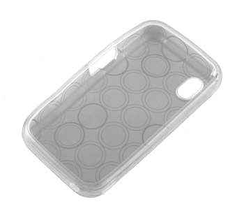 Jelly Case for Samsung S5230 - Clear