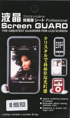 Anti-Glare Screen Guard for 9550/9520 - Screen Protector