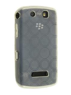 TPU Gel Case for BlackBerry Storm 9500/9530 - Clear