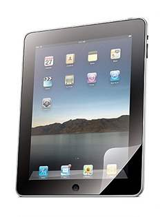 Anti-Glare Screen Guard for Ipad 1st Gen - Screen Protector