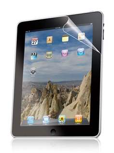 Ultraclear Screen Guard for Ipad 1st Gen