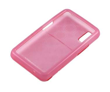 F480 TPU Gel Case - Light Pink