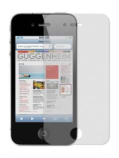 iPhone 4/4S Anti-Glare Screen Protector - Screen Protector
