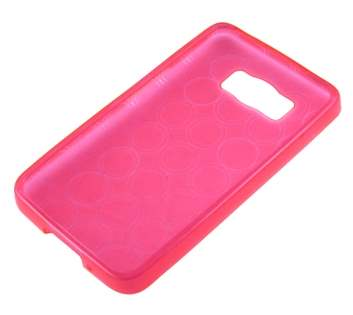 TPU Gel Case for HTC Touch HD2 - Coral