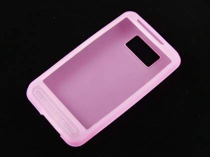 Silicone Case for HTC Touch HD2 - Pink