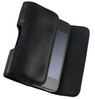 iPhone Synthetic Leather Belt Pouch