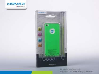iCase Pro Dual-Design with hand strap for iPhone 4/4S - Green