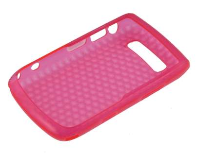 Diamond Gel Case for BlackBerry Bold 9700/9780 - Pink