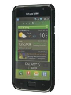 Slim Mesh Case for  Samsung I9000 Galaxy S - Black